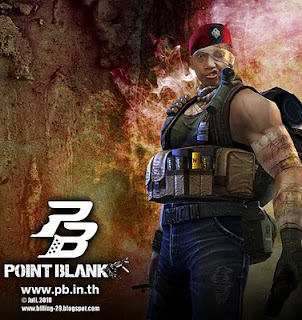 point blank lucu pict
