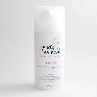 Angela Langford Natural Hand Cream