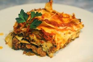 Resep Masakan Italia Lasagna