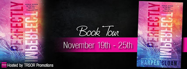 Book Tour: Perfectly Imperfect by Harper Sloan