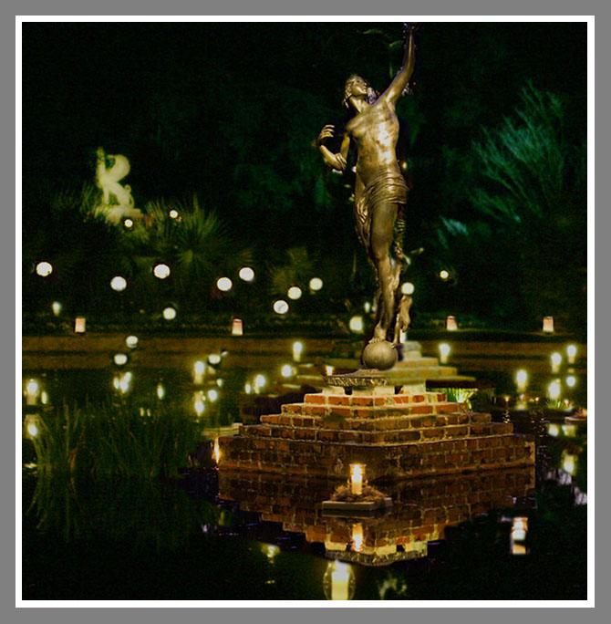 Plantation Resort Insider South Carolina 39 S Winter Wonderland Brookgreen Gardens 39 Nights Of A