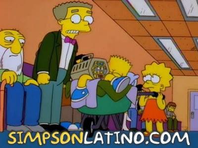 Los Simpson 8x17