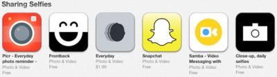 Apple App Store Kini Miliki Aplikasi Khusus Selfies