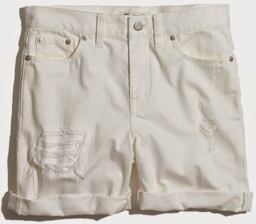 Model celana pendek denim dari Madewell ($65)