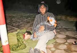 (bà Trần Thị Nga lôi con nhỏ của mình vào các hoạt động của Nga, vi phạm quyền trẻ em nghiêm trọng) h.a do Lê Anh Hùng cung cấp.