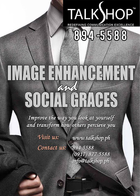 TalkShop Image Enhancement and Social Graces Program