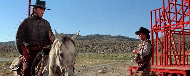 High Plains Drifter - Mściciel - 1973