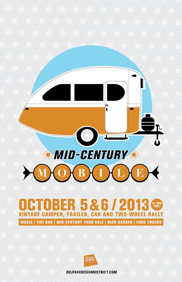 Indiesacramento mid century mobile good this weekend - Mid century mobel ...