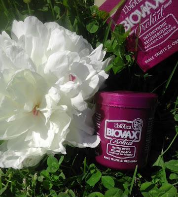 L'biotica BIOWAX Orchid -mała różowa perełka.