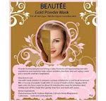 Beautee 3D Gold Powder Mask