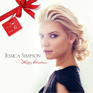 Jessica Simpson-Happy Christmas