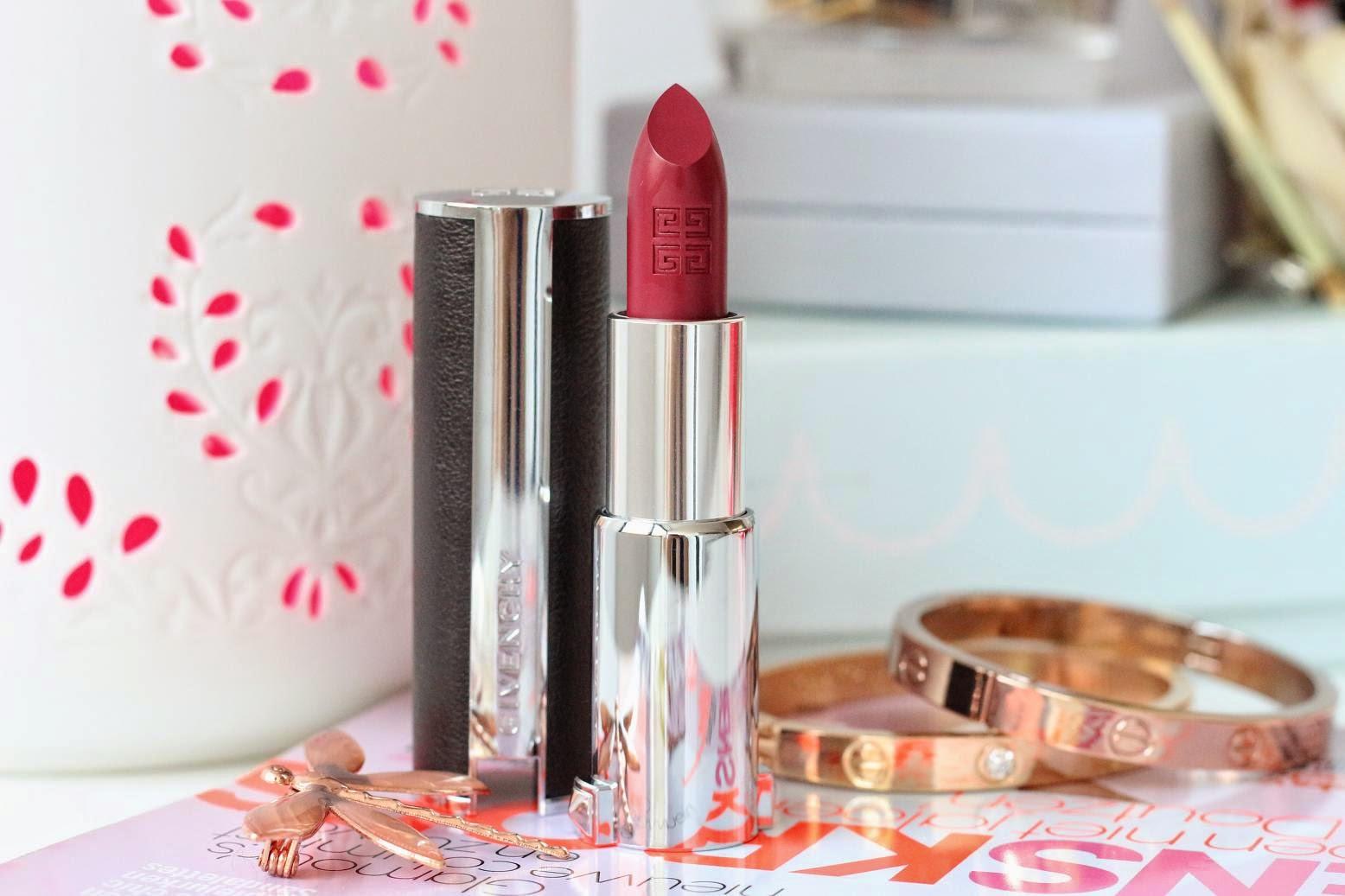 Givenchy Le Rouge 316 Pourpre Inouï