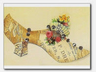 Featured Sassy Item..... The Cinderella Shoe Postcard!