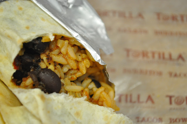 Tortilla+Canary+Wharf+review+Burrito
