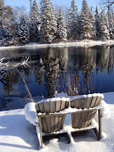 Winter in Muskoka