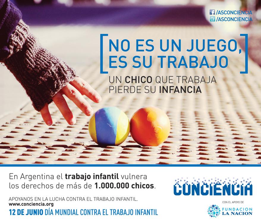 Día Mundial Trabajo Infantil