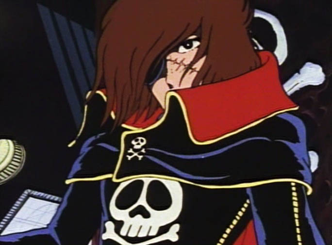 Capitan Harlock