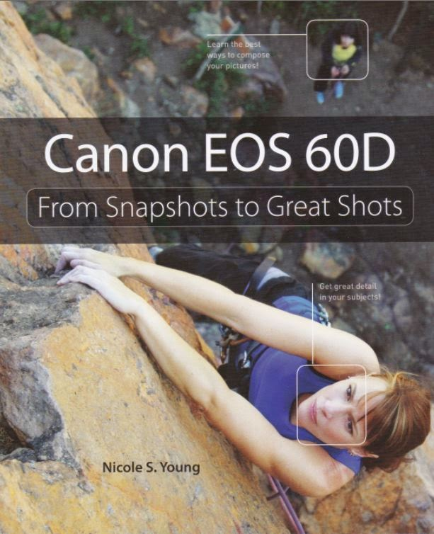 Canon EOS 60D 'From Snapshots to Great Shots Front Cover