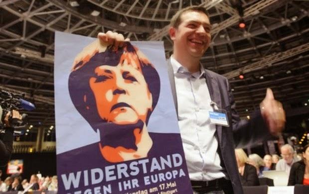 Το μέλλον που έχει χαράξει ο Mr Tsipras για εμάς και τον Βαρουφάκη είναι κοινό... Ο γκρεμός!