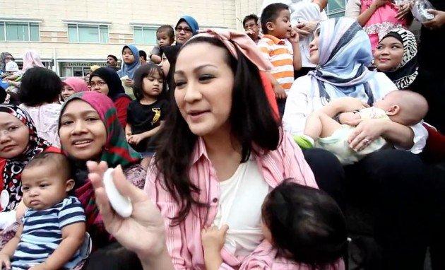"""""""Issue Dah Berzaman"""" – Jawapan Dynas Isu Video Breastfeeding Viral Di Laman Sosial"""
