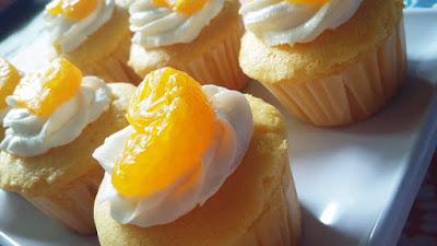 cupcake jeruk