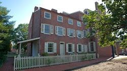 Edgar Allen Poe House in Philadelphia