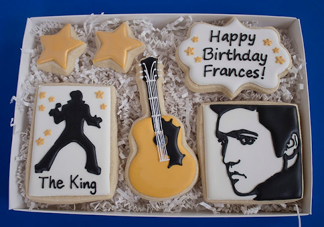 Elvis Cookie Gift Package