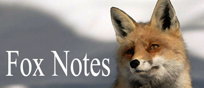 Fox Notes