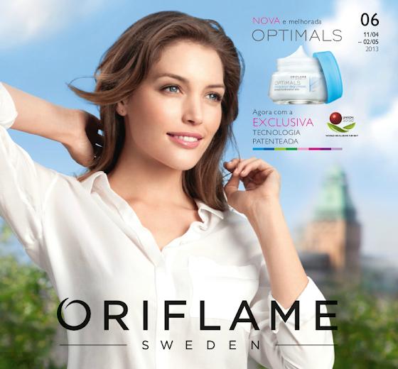 Catálogo 06 de 2013 da Oriflame