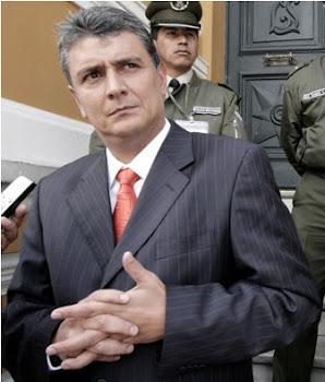 Ernesto Suárez legítimo gobernador constitucional del Beni reitera denuncias
