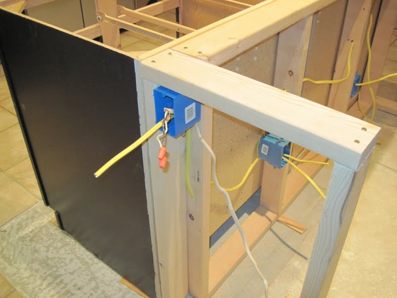 Terrific How To Install Electrical Outlet In Kitchen Island Somurich Com Wiring Database Liteviha4X4Andersnl