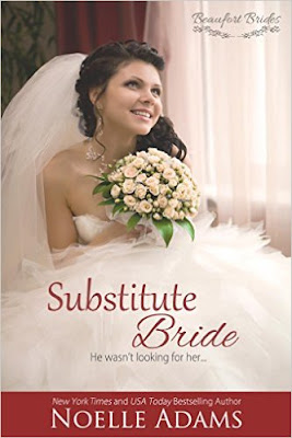 substitute bride, noelle adams, book review