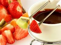 Fondue de Chocolate (vegana)