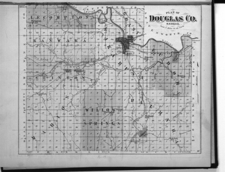 Kansas dickinson county solomon - Douglas County