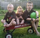 my 3 helpers!