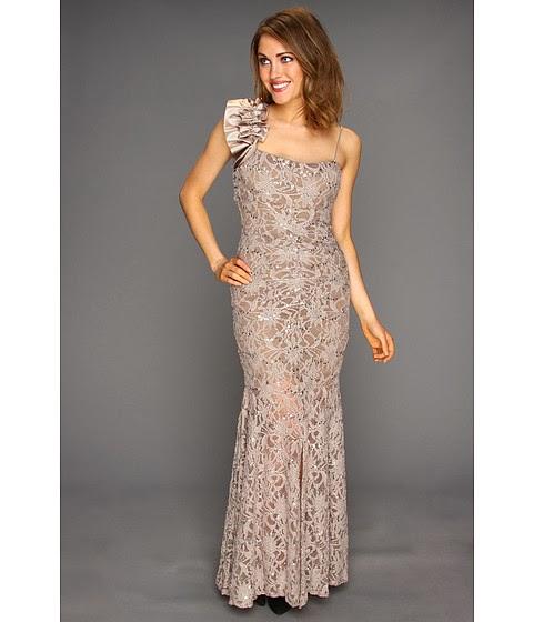 Galerry lace dress pattern