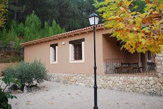 Casas rurales con chimenea