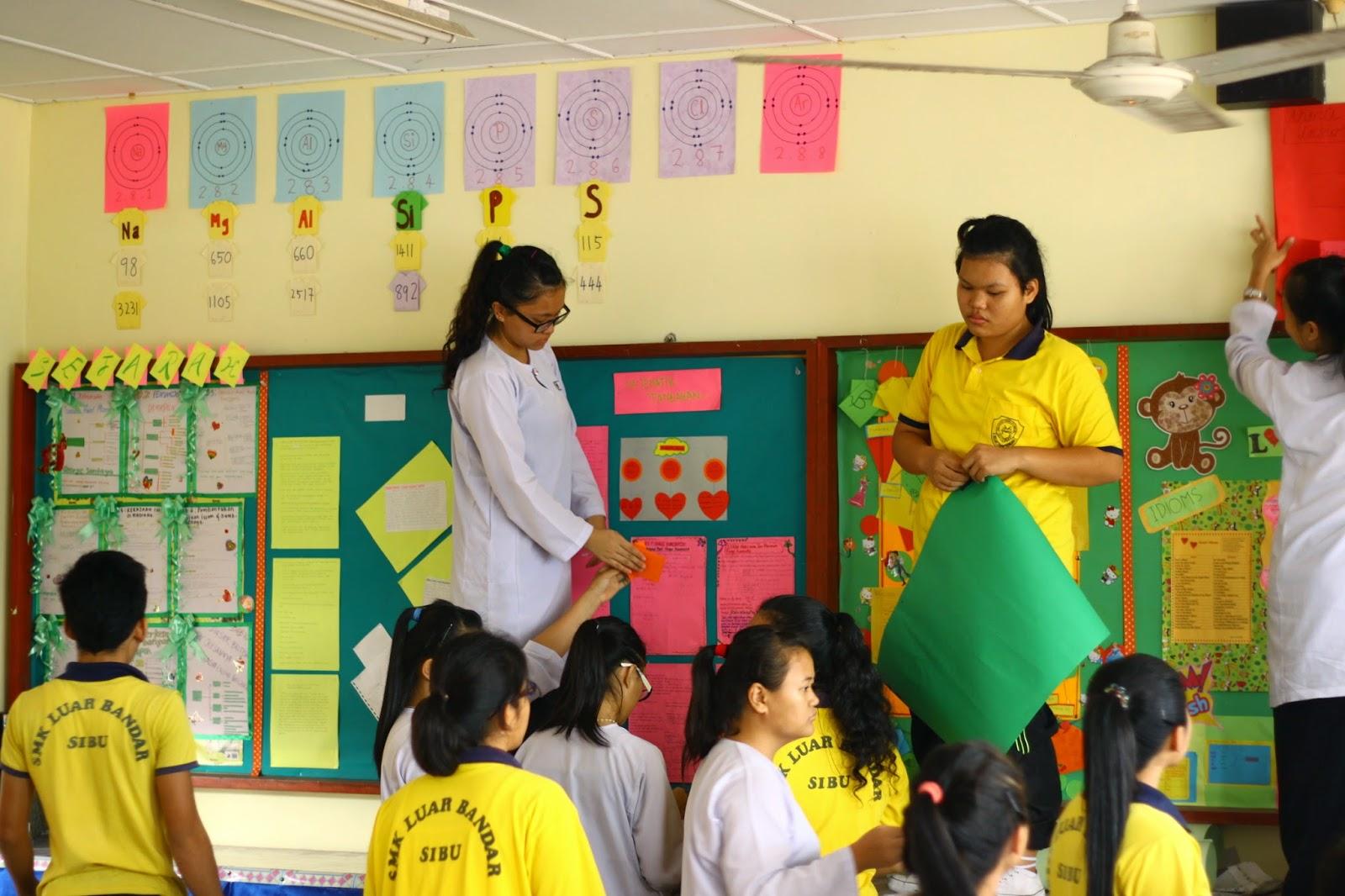 Aktiviti Pembentangan Kimia : Bab 4 - Jadual Berkala
