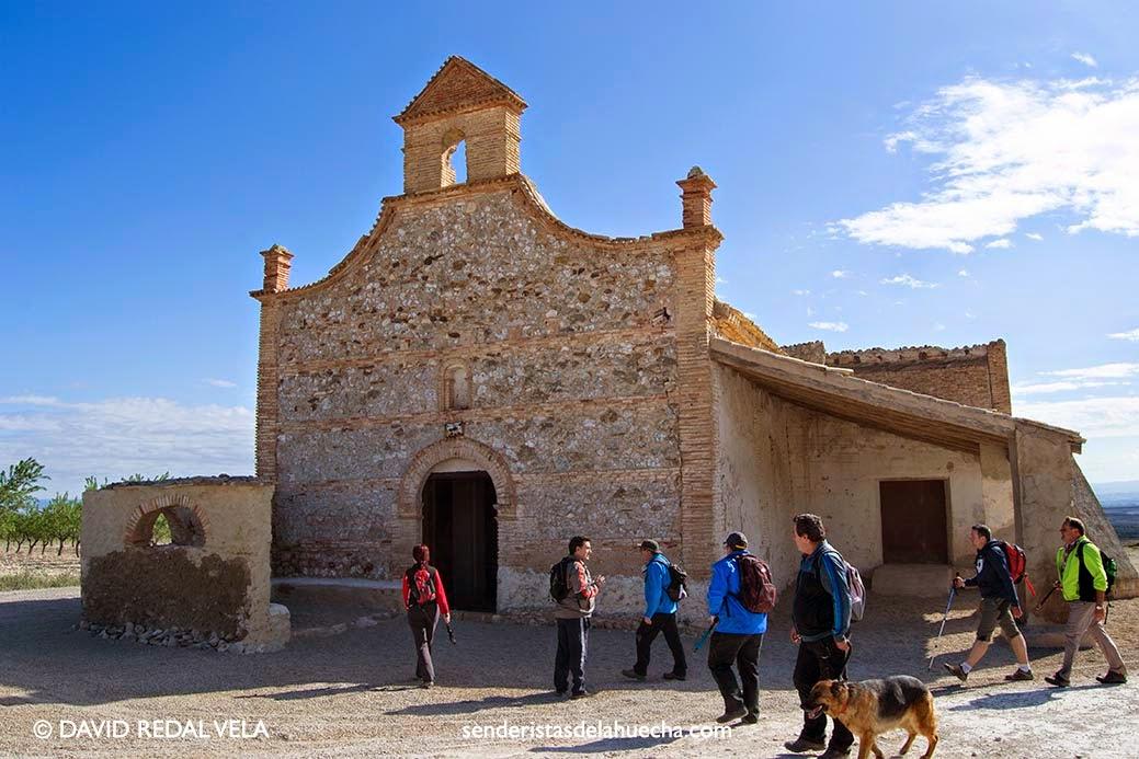 San Sebastián de la Loteta Magallon Campo de Borja