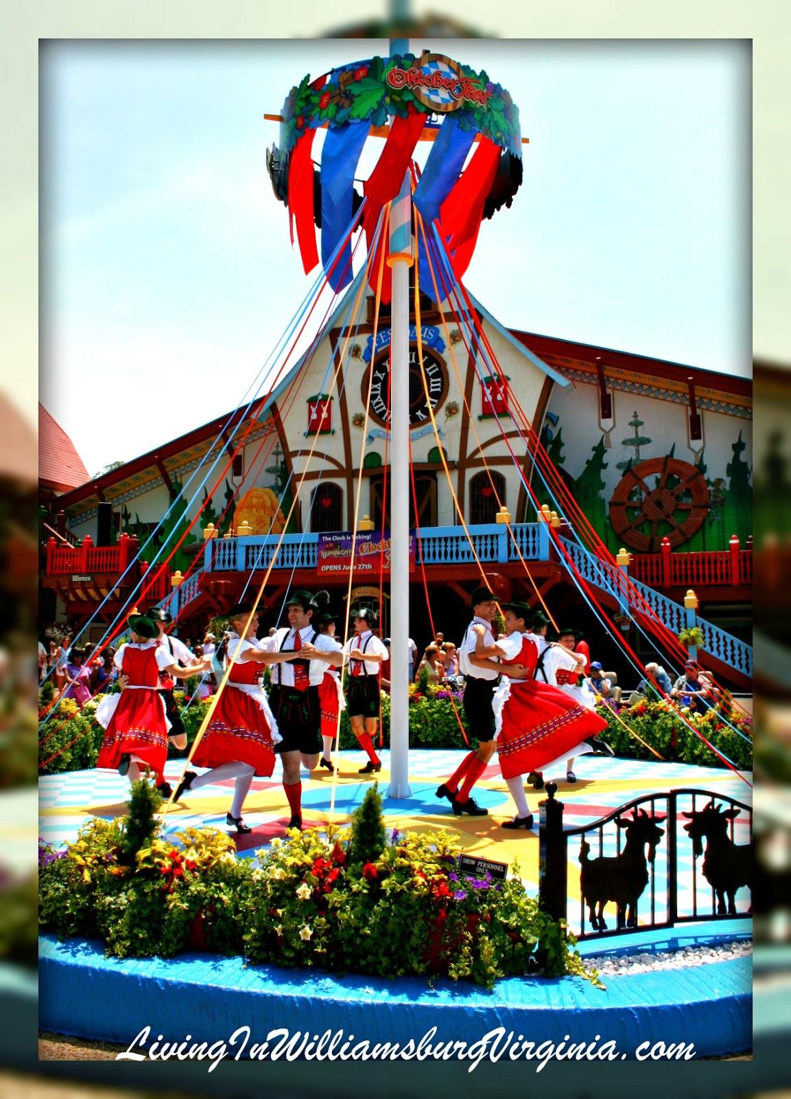 Busch Gardens In Virginia