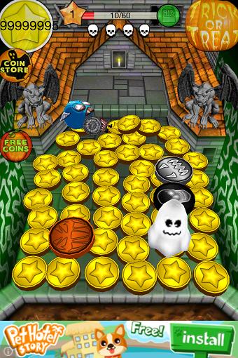 coin dozer tricks