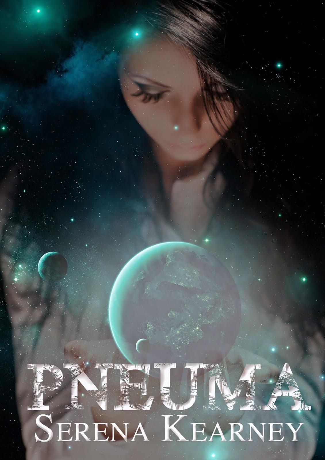 pneuma, serena kearney, young adult, YA, scifi, romance