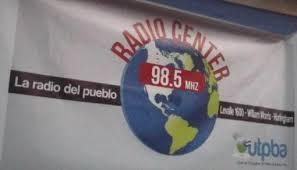 Radio Center 98.5  W. Morris