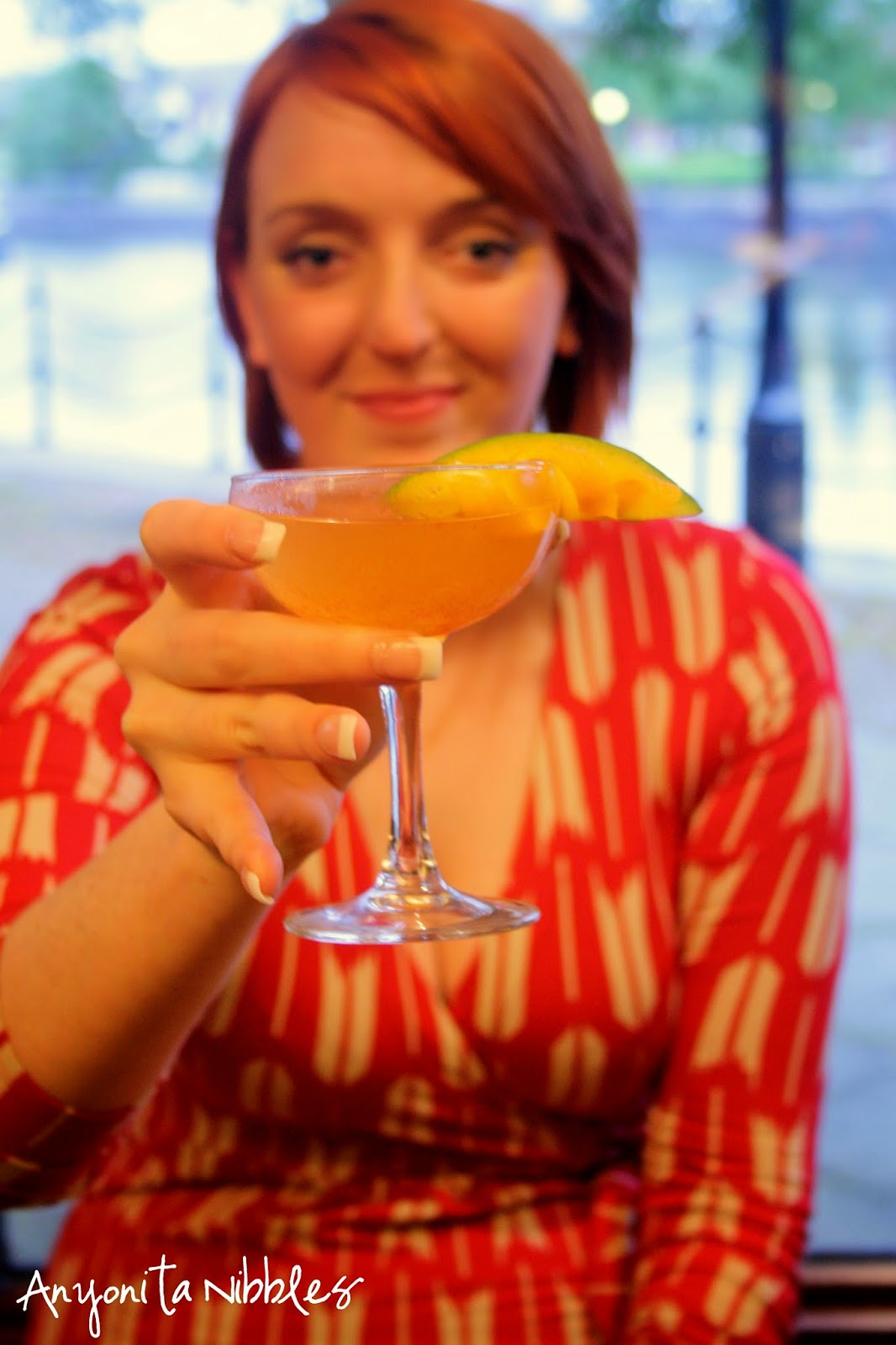Charlotte from Gin and Ginger can show you how to whip up this tasty Curry Mile cocktail from Anyonita Nibbles