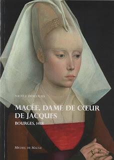couverture du livre Macée, dame de coeur de Jacques