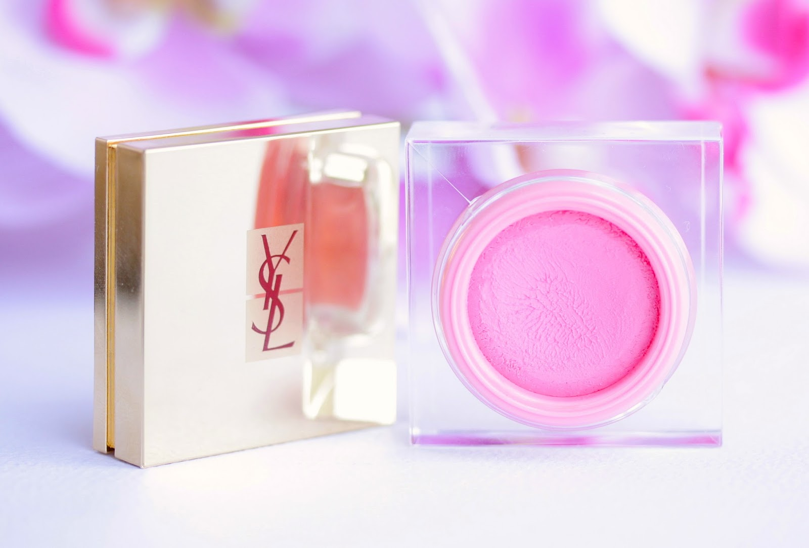 Ysl Cream Blush In 9 Baby Doll Review And Swatches