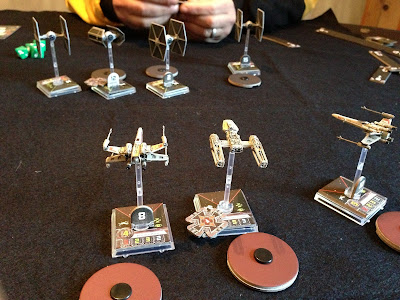 X-Wing Miniatures FFG
