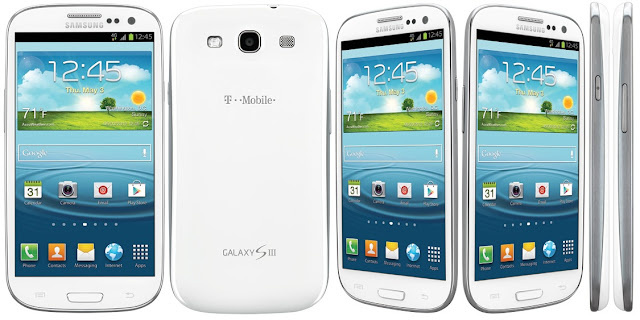 Samsung Galaxy S III - T-Mobile - SGH-T999