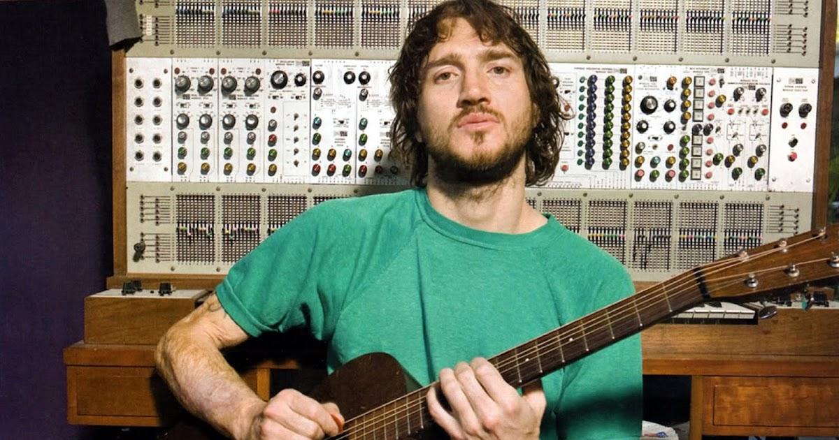 """Así suena el disco de """"acid house experimental"""" de John Frusciante"""