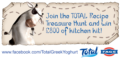 Join the TOTAL Recipe Treasure Hunt!